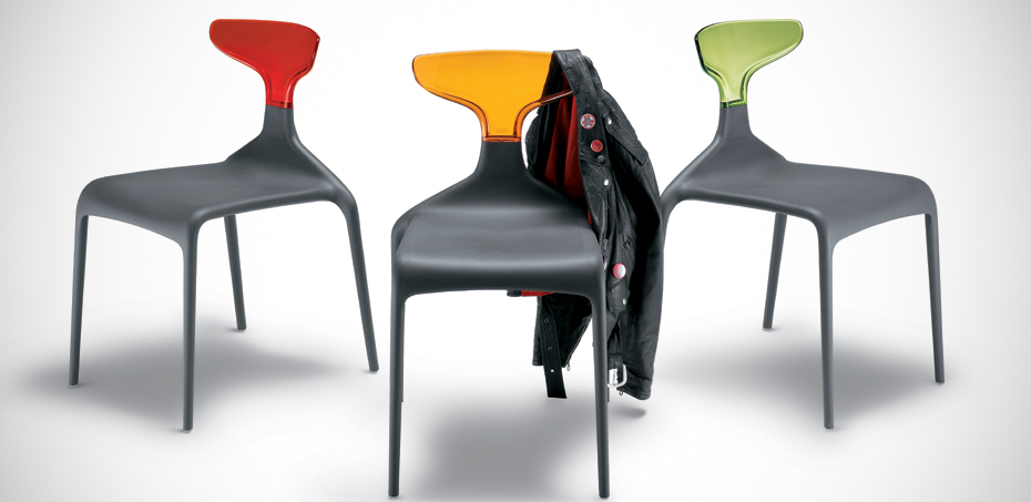 Punk Shark chairs