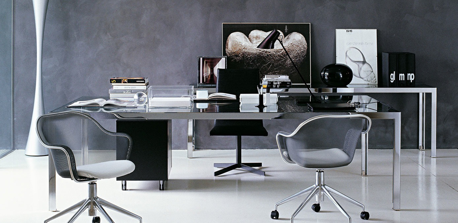 bureau moderne progetto 1 par b b italia design monica armani. Black Bedroom Furniture Sets. Home Design Ideas