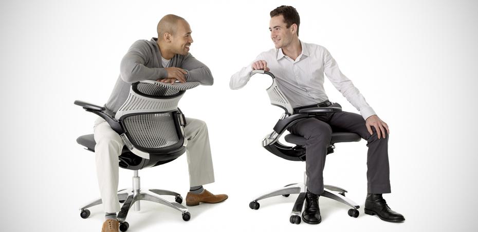 Chaise Bureau Design Generation Par Knoll