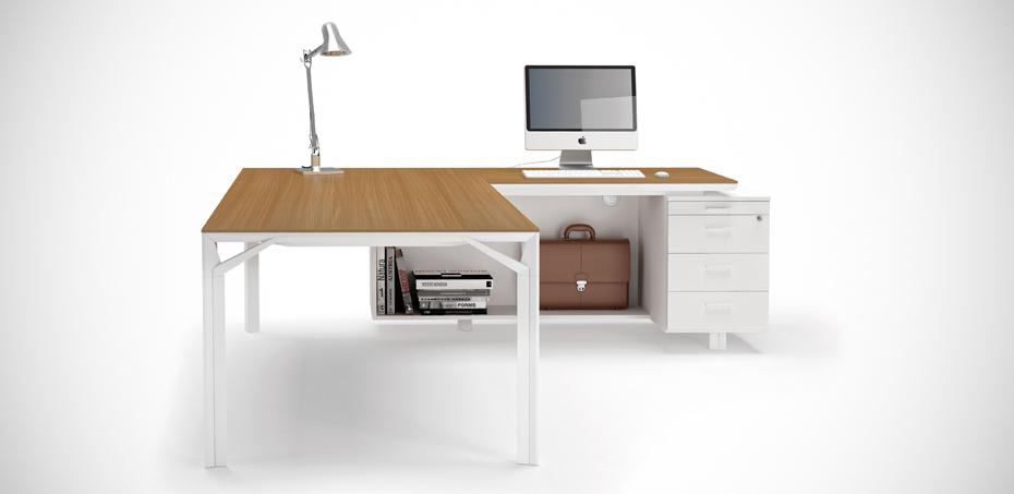 Bureaux de direction x8 par officity for Bureau entreprise design