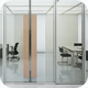 Glass partition wall - Square Meter